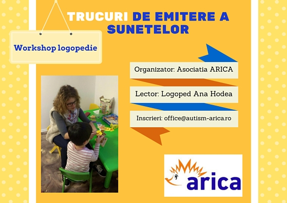 L Trucuri de emitere a sunetelor workshop logopedie